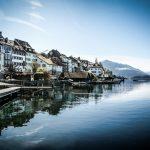 Lake Zug by Stefan Tiesing