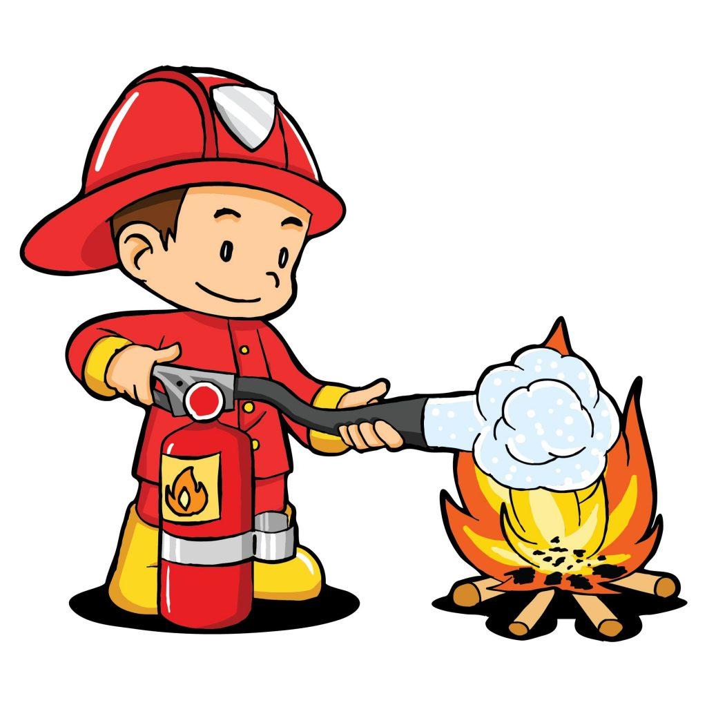 Little fireman Feuerwehrersatzabgabe