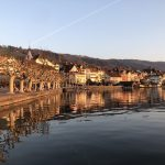 Zug golden city
