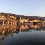 Zug golden city
