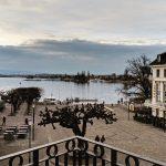 Zug lake view
