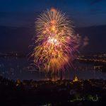 zuger seefest fireworks
