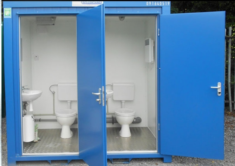 portable toilets in Zug