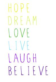 hope live love